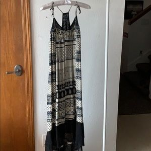 American Eagle Adjustable Maxi Dress
